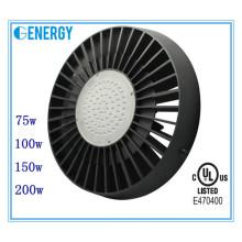 ul dlc high bay lighting 75W,100W,150W,200W led high bay light