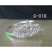 Wholesale new arrival fashion tiara baby
