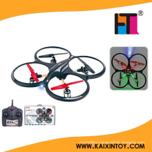 2.4G 4CH Radio Controlled Toys RC Drone with Gyro and Light and Camera