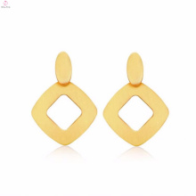 Cheap Chinese Special Shape Gold Plated Earring For Girl