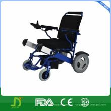 4 Wheel Aluminum Alloy Power Wheelchair
