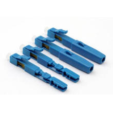 Faseroptische LC Upc-Feld-Versammlung / installierbarer schneller Verbinder