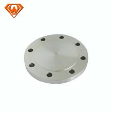 A105 en acier au carbone bride poids / bride dn50 taille dn50 pn10 bride en acier