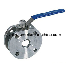 Hydraulic Wafer Flange Valves