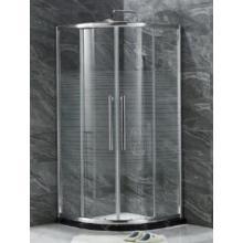 Sala de ducha simple con diseño de línea (línea E-01)