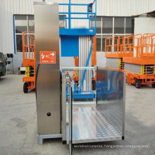 vertical wheelchair lift table for indoor outdoor CE price