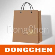 Custom Design Kraft Printing Paper Shopping Bag Package