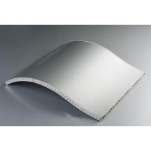 Especial em forma de painéis de favo de mel de alumínio para decoração