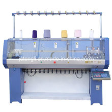Machine de tricot à col et à fourreau automatique