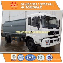 DONGFENG 4x2 13CBM chemical liquid truck 190HP cheap price hot sale