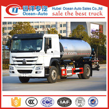 Famous china howo truck,bitumen emlsion sprayer for sale in truck market