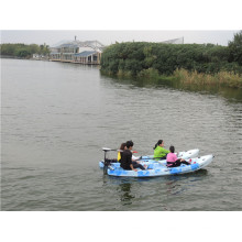 Novo Modelo 2016 Tandem Kayak com Motor