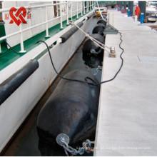 A espuma marinha do poliuretano de alta qualidade de CHINA encheu o pára-choque para o barco