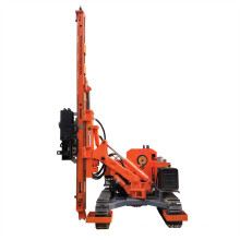Portable Ground Screw Piling Machine