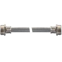 torneira conector de abastecimento de água de tricô mangueira de aço inoxidável