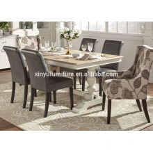 Modern design dining table and chair XYN1498