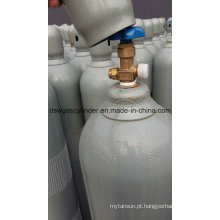 99,9% N2o Gás Enchido em 40L Cilindro De Gás Vol 20 kg / Cilindro