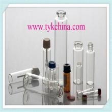 Neutrales Glasrohr für Ampullen und Ampullen, Flasche