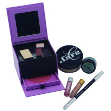 Paper makeup sets packaging