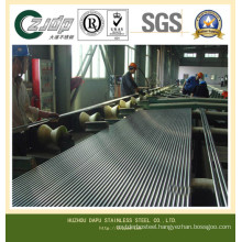 High Quality Welded 1.5 Inch Stainless Steel Pipe