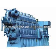 1250kW 500RPM Genset de Combustible Pesado