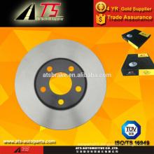high performance brake system brake rotor 34055 09.5745.10 for AUDI A4 A6 disc brake