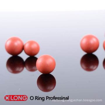 Factory Price High Quality Custom Solid Rubber Ball