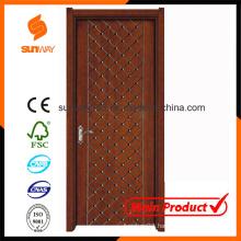 Elegant Hotel Room Door with ISO Certificate