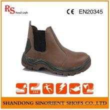 Keine Spitze Blundstone Sicherheitsschuhe, Stahl Zehe Arbeit Schuhe RS026