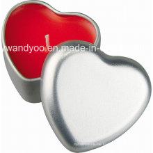 Herz-geformte Soja-Wachs / Paraffin-Wachskerze für Hochzeit und Geburtstags-Dekoration