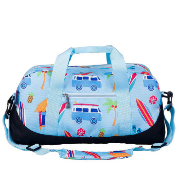 Kids Travel Sport Dance Safe Duffle Bagage Bag