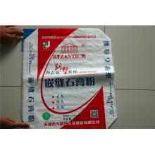 Double Print für PP gewebte Tasche mit Innenfolie