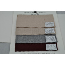 Factory directly selling wool nylon blend fabric for winter overcoating