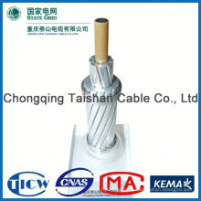 Factory Wholesale Prices!! High Purity overhead aluminum cable aac conductor