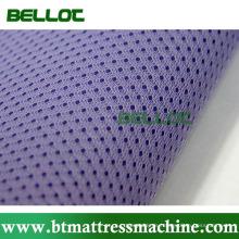 Polyester-Gewebe-Maschen-Material der Matratzen-3D abreibender Widerstand