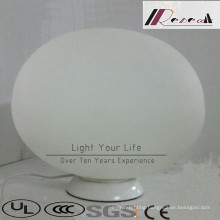 Modern Decorative Opal White Glass Ball Floor Lighting