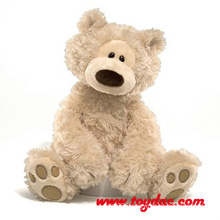 Fur Brown Teddy Bear