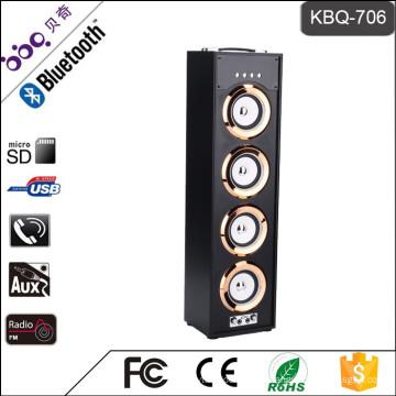 Bbq-706 40W 5000mAh Altavoz de Subwoofer Bluetooth Bluetooth