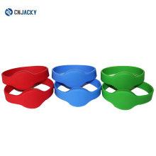 RFID Atmel T5577 Hotel Key Silicone Wristband