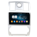 nuovo stile stereo Android per CRYSLER 300C 2004
