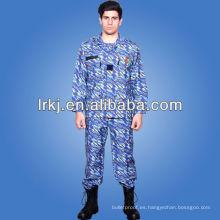 Ropa de moda militar vendedora caliente del uniforme