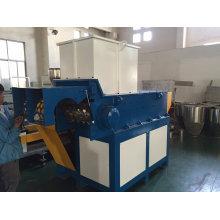Trituradora de eje único para bultos grandes y gruesos