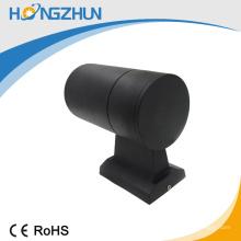 CE y ROHS certificación al aire libre led lámpara de pared precio de amplia aplicar