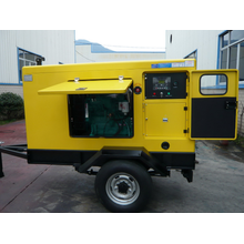 High power Trailer Type Diesel Generator Set