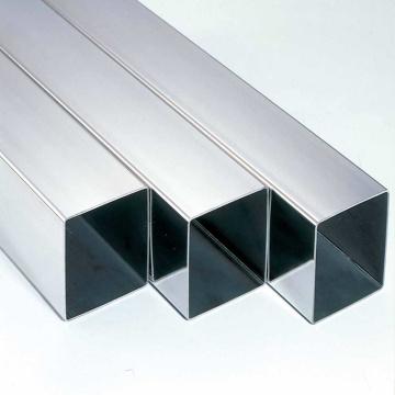 Квадратная труба из нержавеющей стали для тяжелых условий эксплуатации
