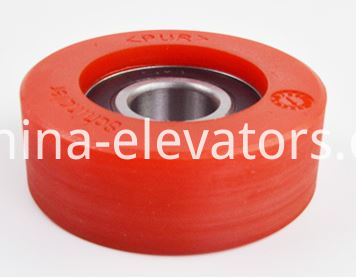 Red Step Roller Schindler escalator 70*25*6204