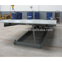 2015 Hot Sale Hight Quality Mechanical Dock Leveler with CE Certificate