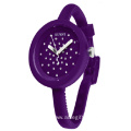 fashion women silica gel watch mini band watch