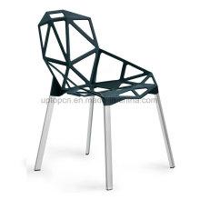 Durable Magical Black Metal Restaurant Furniture Chair (SP-UC237)