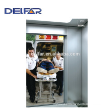 Large loading hospital lift with best price from Delfar with good quality